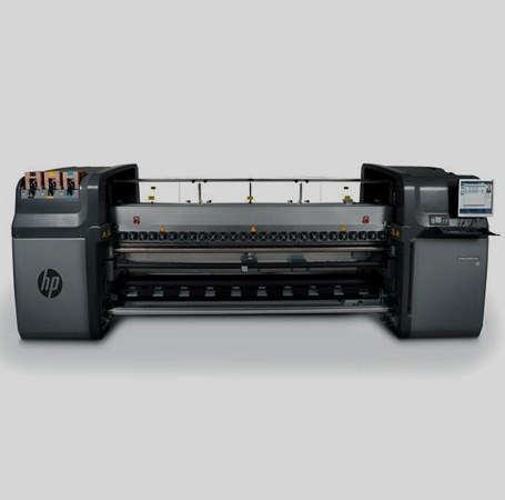 Наше оборудование для широкоформатной печати